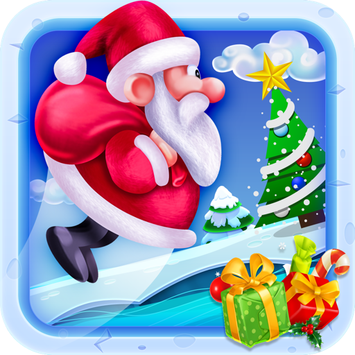 Santa Christmas Jump: Fun Game