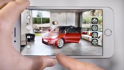 BMW i Visualizer Screenshot on iOS