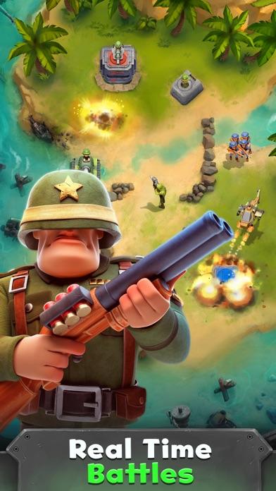 download War Heroes: Fun Strategy Duel apps 3