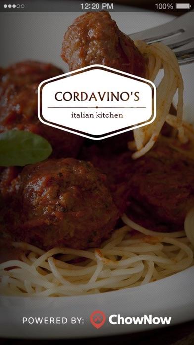 Cordavino's Italian Kitchen screenshot 1