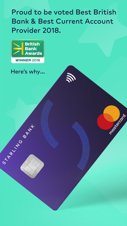 Starling Bank screenshot-0