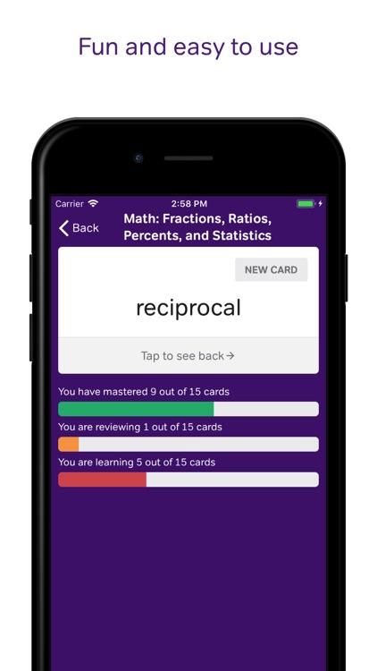 SAT Flashcards: Prep & Vocab