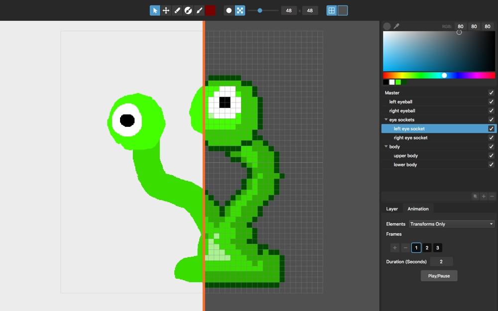 Trends For Pixel Art And Animation Software @KoolGadgetz.com