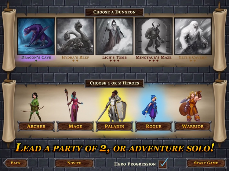 One Deck Dungeon screenshot-4
