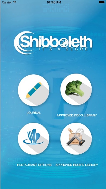 Shibboleth Journal App