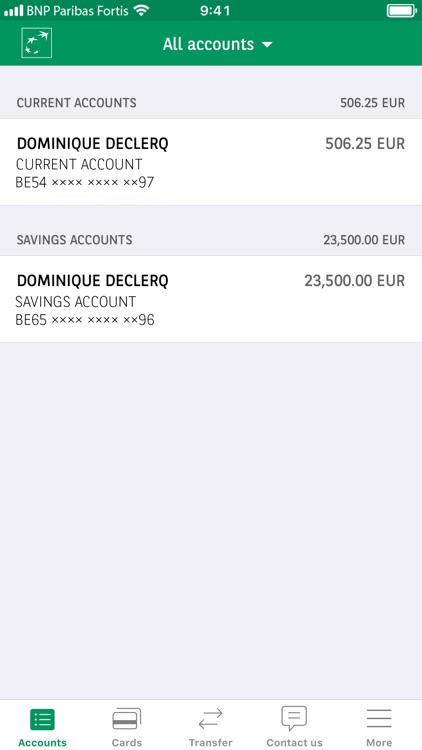 Easy Banking App