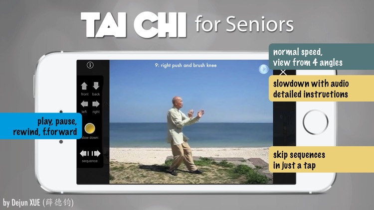 Tai Chi for Seniors Pro screenshot-3