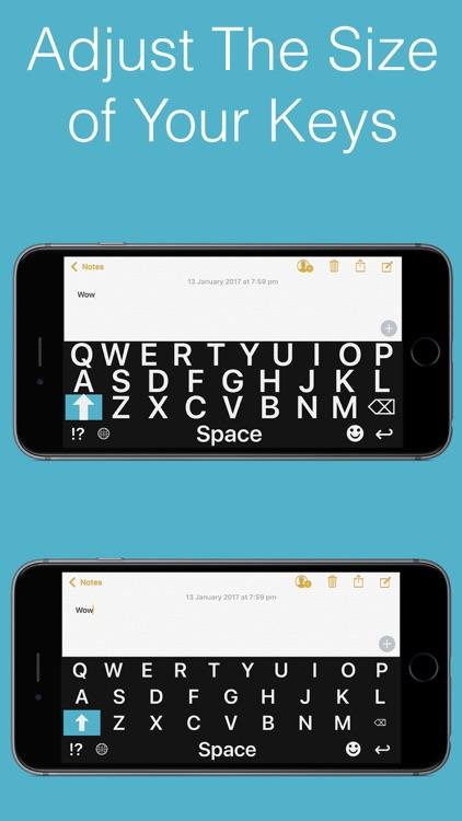 Big Keys Keyboard screenshot-0
