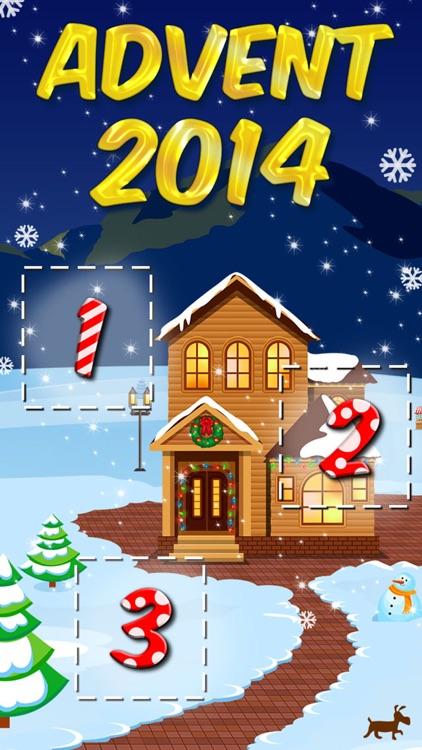 25 Days of Christmas - Advent Calendar 2014 screenshot-0