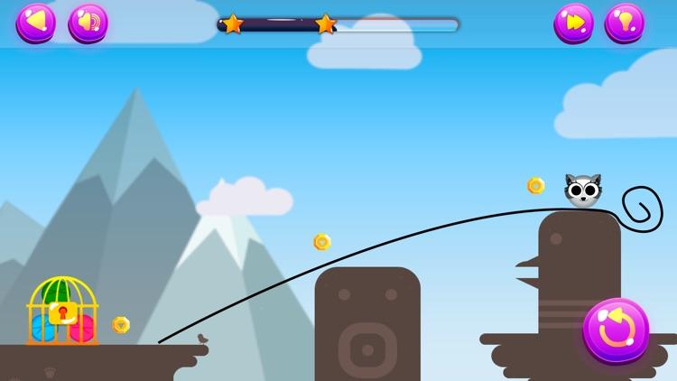 Family Balls - Draw Line screenshot-0
