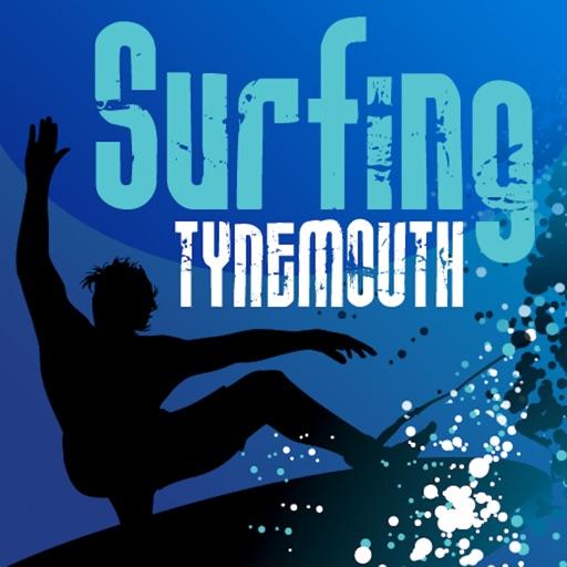 Surfing in Tynemouth