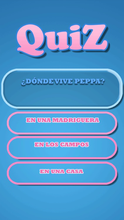 Quiz for Peppa Pig screenshot-3