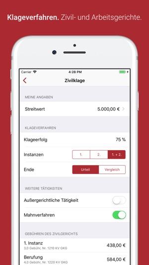 Rechtzeiger Im App Store