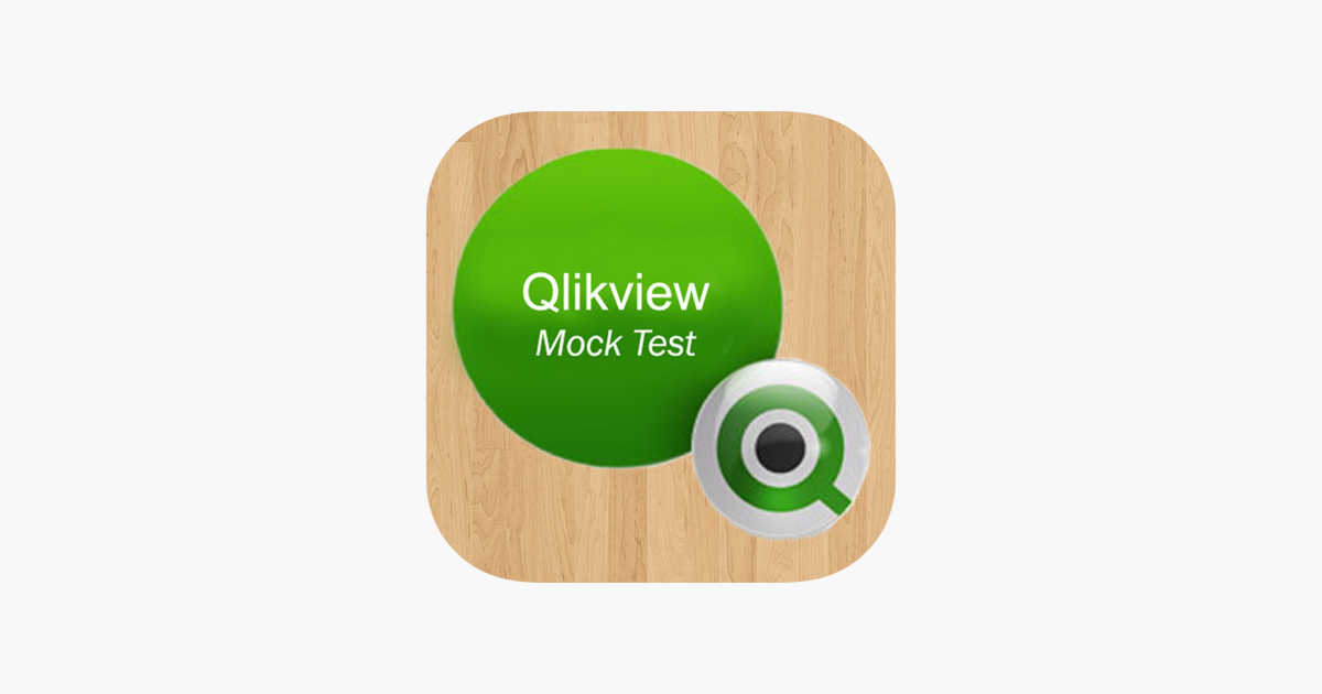 Qlikview Mock Test On The App Store