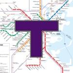 Hack MBTA Boston T Transit Map
