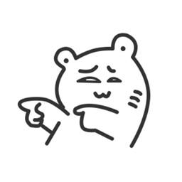 熊能能表情包