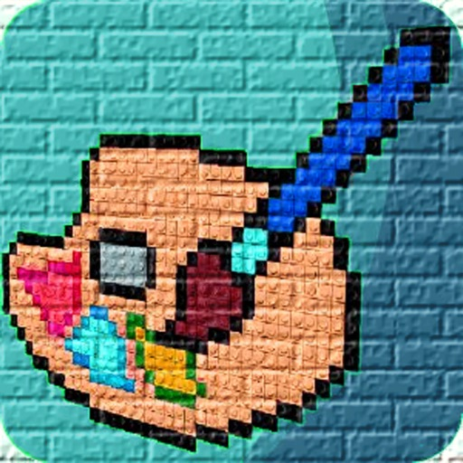 Pixel Painter-Color By Number