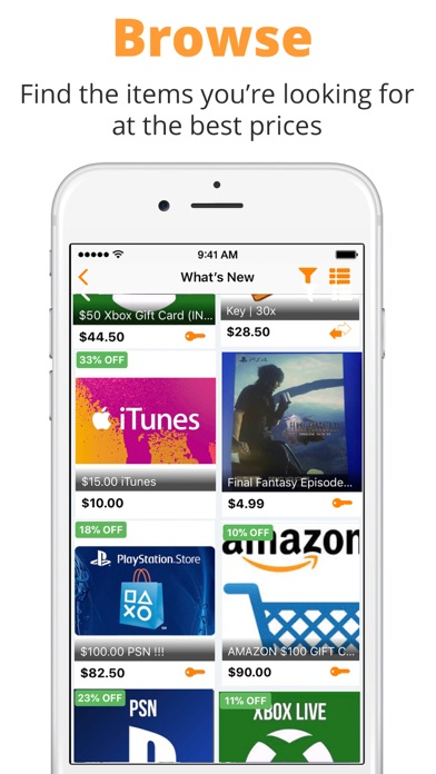 Gameflip - Buy & Sell screenshot two