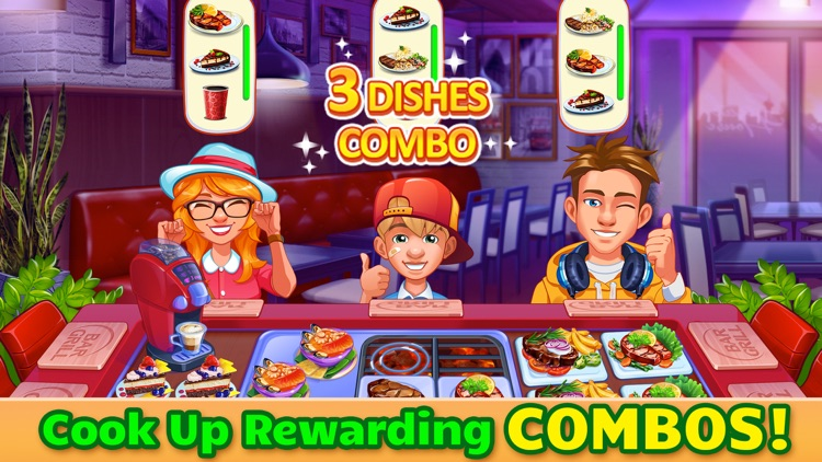 Cooking Craze - A Kitchen Game