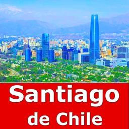 Santiago de Chile - Travel Map
