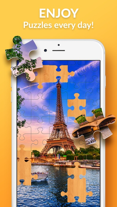 Jigsaw Puzzles for Me screenshot 5