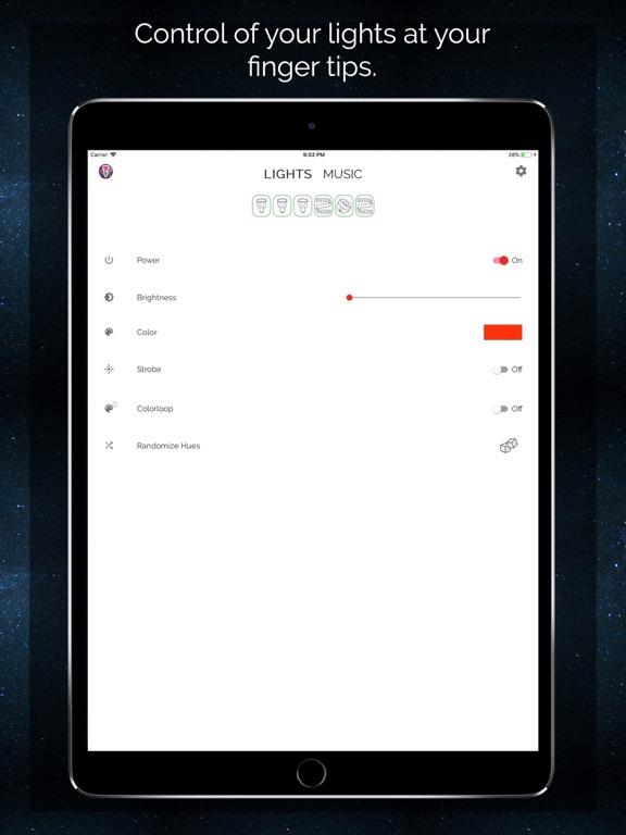 Huegasm for Philips Hue Lights | App Price Drops