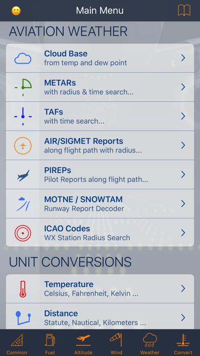 E6b Aviation Calculator review screenshots