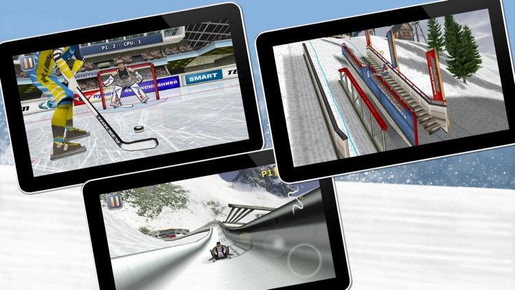 Athletics 2: Winter Sports Pro screenshot-3
