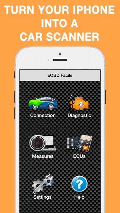 EOBD Facile - Car Diagnostic screenshot-0