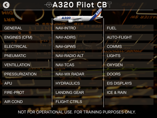 Airbus A320 Systems CBT | App Price Drops