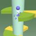 欢乐球球: 球球跳塔游戏