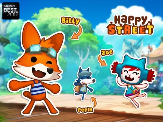 Happy Street на iPad