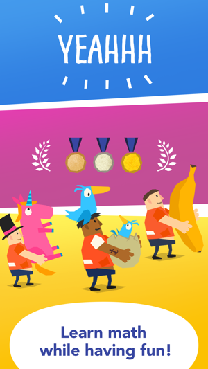 Fiete Math Learning for Kids Screenshot