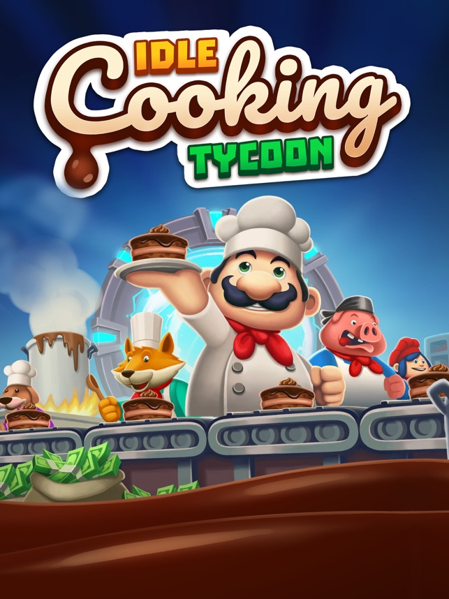 Idle Cooking Tycoon - Tap Chef on the App Store