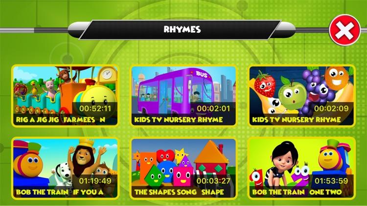 Nursery Rhymes Songs by KidsTV screenshot-3