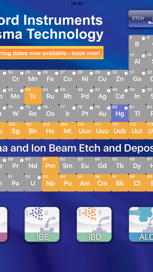 Plasma tech periodic table on the app store plasma tech periodic table on the app store urtaz Image collections