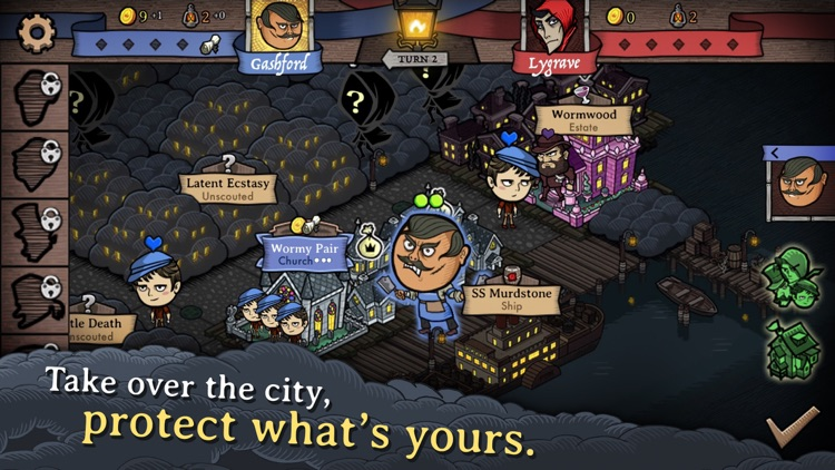 Antihero - Digital Board Game screenshot-1