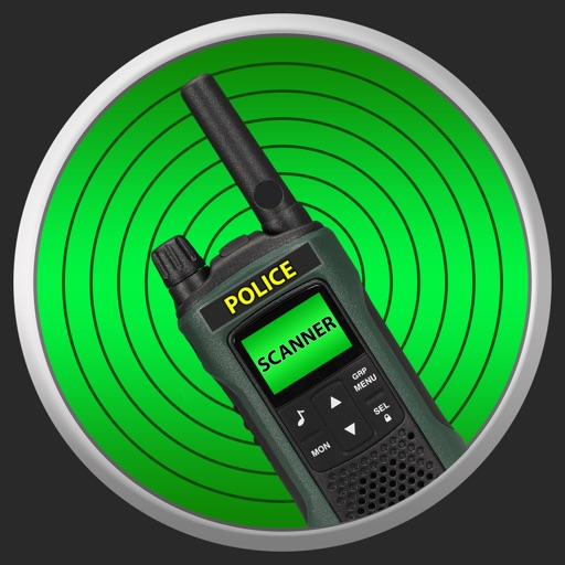 New Police Scanner by Onur Bilke