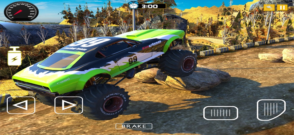Monster Truck: Lets Go Offroad Cheat Codes