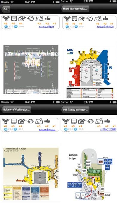 airport-mapsのおすすめ画像1