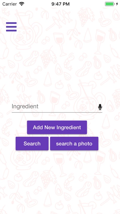 Recipes Search