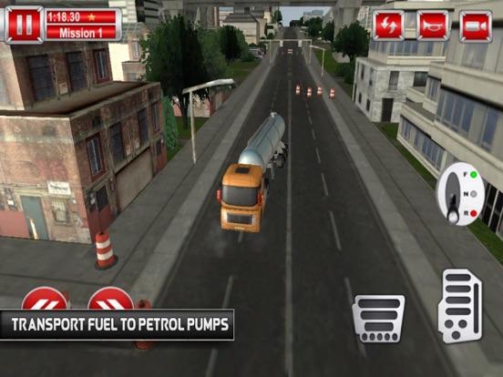 Tanks Oil Driving Mission 3D screenshot 6