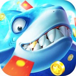 捕鱼机游戏-捕鱼大咖最爱的捕鱼游戏