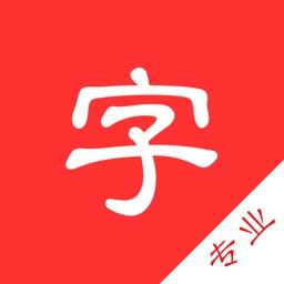 新现代汉语字典-专业版