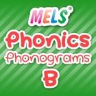 MELS Phonics Phonograms B icon
