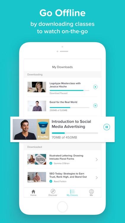 Skillshare - Online Learning screenshot-3