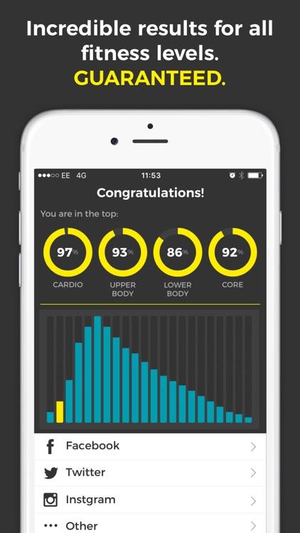SoSweat: Home Fitness & Coach screenshot-4