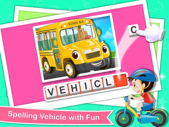 English Spelling Learning screenshot 10