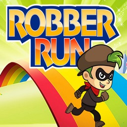 robber run thief