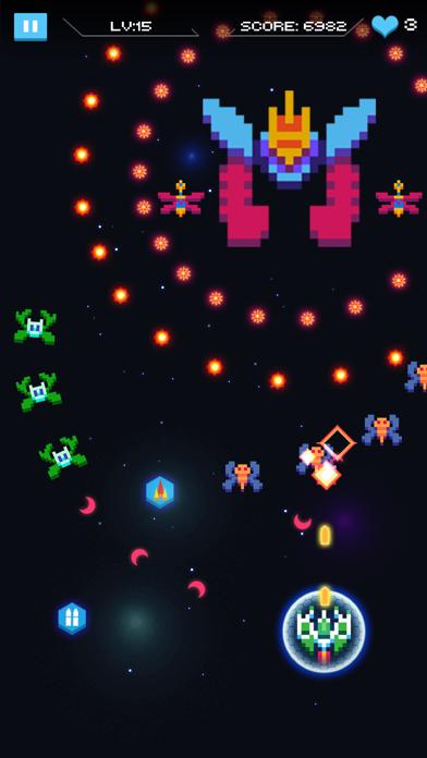 Galaxy Attack - Space Shooter screenshot 4
